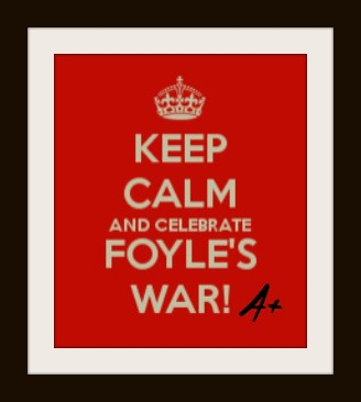 Celebrate Foyle's War
